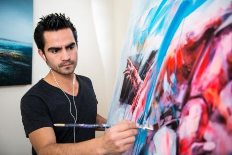 Dairo Vargas - Artist